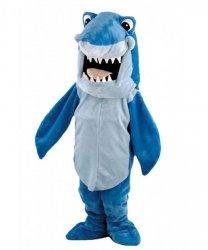 Strój chodzącej maskotki - Rekin Błękitny