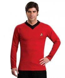 Kostium z filmu - Star Trek Red Uniform