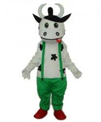 Strój chodzącej maskotki - Krowa 10