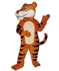 Chodząca maskotka - Tygrysio