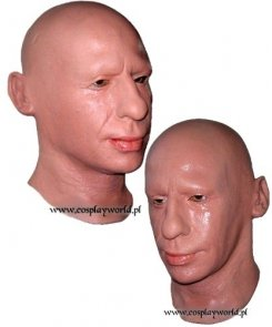 Maska lateksowa - Gabriel