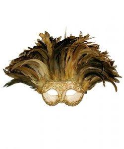 Maska wenecka - Colombina Incas Sacchi 7