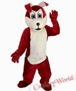 Chodząca żywa duża maskotka - Pies Kundelek