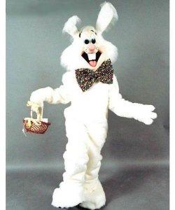 Strój chodzącej maskotki - Zając Wielkanocny XI
