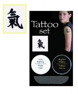 Tatuaż zmywalny - Energia
