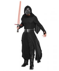Kostium z filmu - Star Wars 7 Kylo Ren Deluxe