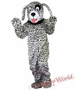 Chodząca żywa duża maskotka - Pies Dalmatyńczyk III