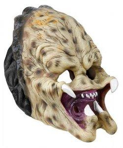 Maska lateksowa dla dziecka - Predator