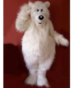 Strój reklamowy - Miś Polarny