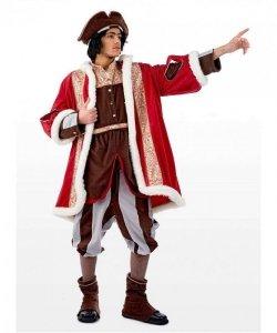 Kostium teatralny - Krzysztof Kolumb