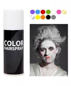 Farba do włosów w sprayu - Multikolor 100 ml