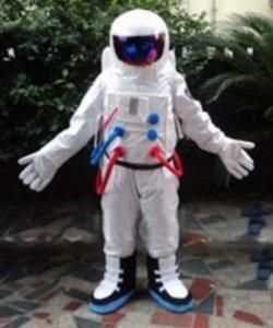 Chodząca maskotka - Astronauta