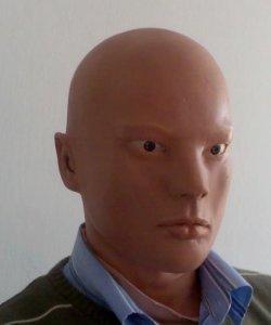 Maska lateksowa - Jindriska