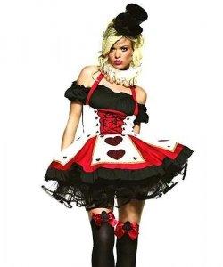 Seksowny kostium - Casino Girl