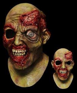 Maska lateksowa - Zombie Smartphone