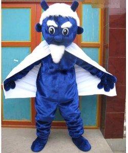 Strój reklamowy - Blue Devil