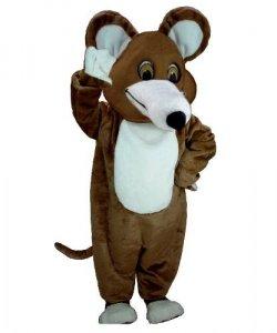 Chodząca maskotka - Szczurek