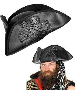 Kapelusz - Pirat