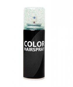 Farba brokatowa do włosów w sprayu - Multikolor 125 ml