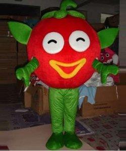 Strój reklamowy - Czerwone Jablko
