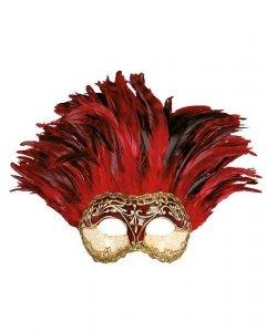 Maska wenecka - Colombina Incas Sacchi 4