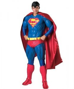 Kostium z filmu - Superman Collector's Edition