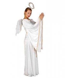 Kostium świąteczny - Anioł Deluxe L