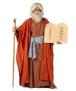 Kostium teatralny - Biblijny Prorok