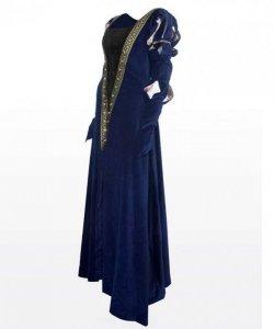 Kostium teatralny - Renesansowa suknia