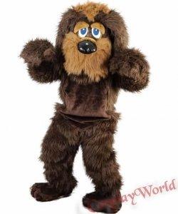 Chodząca żywa duża maskotka - Pies Potulniak