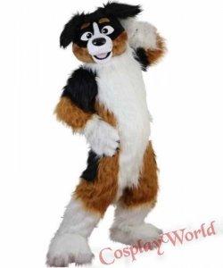 Chodząca żywa duża maskotka - Pies Husky II