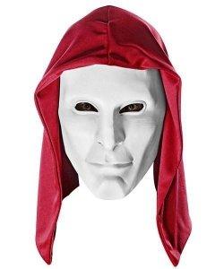 Maska lateksowa - Batman Arkham Anarky Deluxe