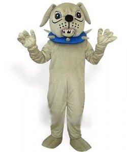 Strój reklamowy - Pies z obrożą