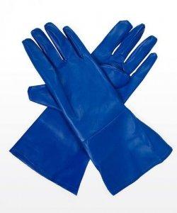 Rękawice - Superbohater Niebieskie