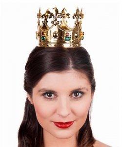 Korona - Mini Queen Fleur-de-Lis