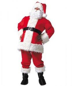 Kostium świąteczny - Santa Claus Deluxe