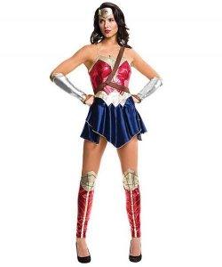 Kostium Karnawałowy - Justice League Wonder Woman