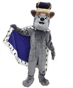 Strój chodzącej maskotki - Pies King-Dog