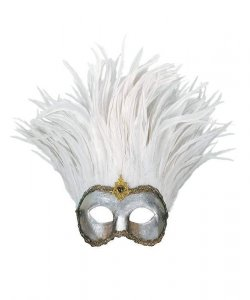Maska wenecka - Incas Colombina