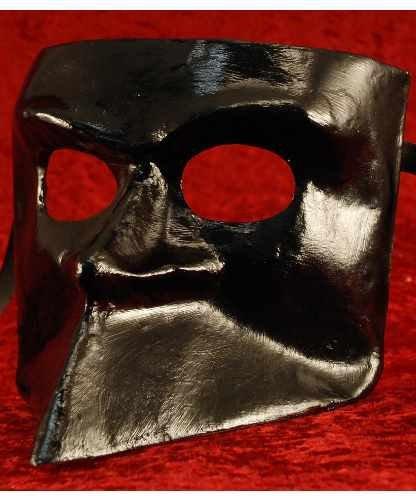 Maska wenecka - Bauta Nera