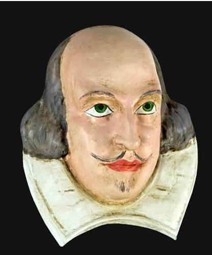 Maska wenecka - Shakespeare