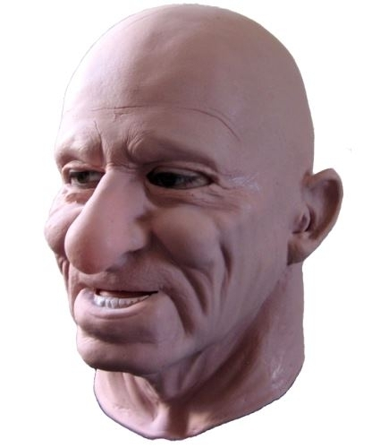 Maska lateksowa - Inspektor