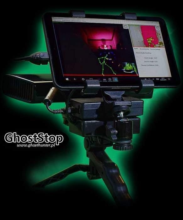 Kamera z czujnikami Structured Light Sensor