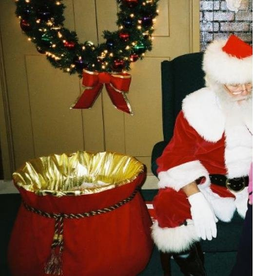 Worek Świętego Mikołaja Professional