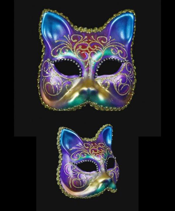 Maska weencka - Kot