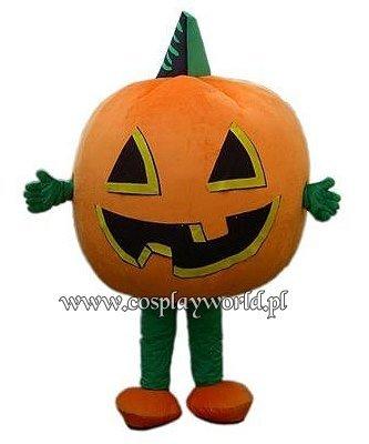 Strój reklamowy - Dynia na Halloween