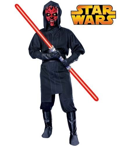Kostium z filmu - Star Wars Darth Maul