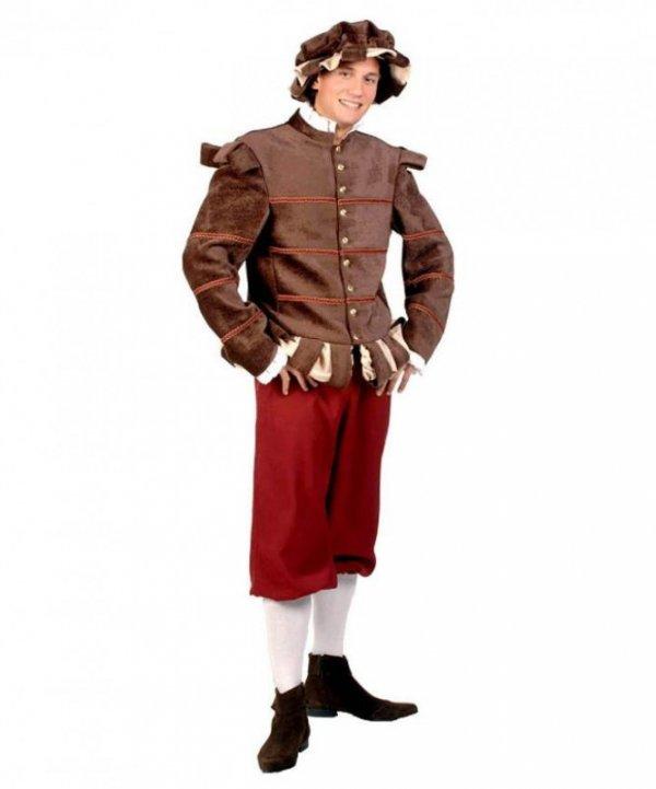 Kostium teatralny - Sługa Planchet