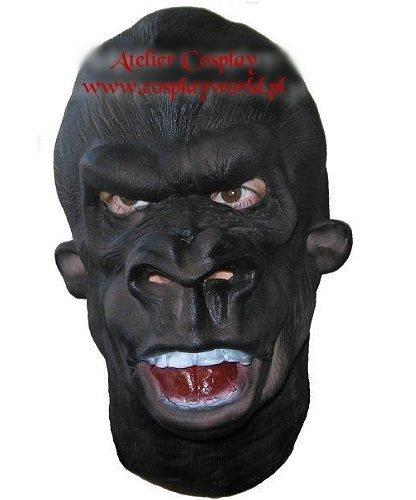 Maska lateksowa - Goryl