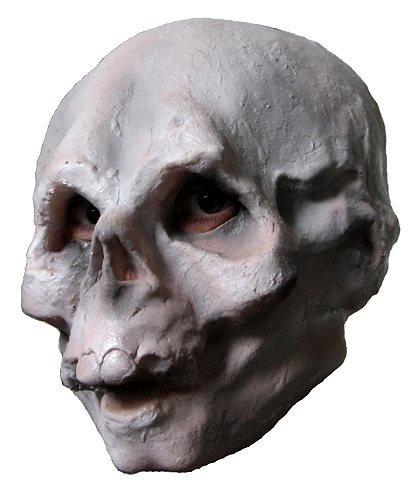 Maska lateksowa - Czaszka Max